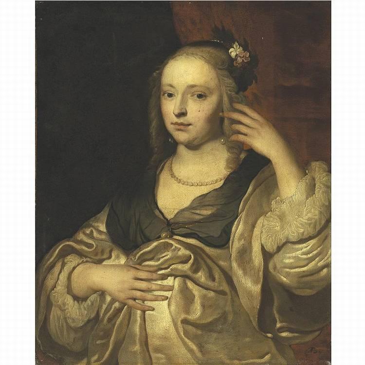 * JACOB ADRIAENSZ. BACKER HARLINGEN 1608 - 1651 AMSTERDAM