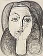 f - PABLO PICASSO 1881-1973