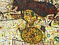 John Olsen born 1928 GOYA'S DOG AND THE PAELLA 1986 oil on canvas