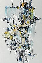 WILLIAM ROSE 1929-1997 (Untitled) 1963 oil on board