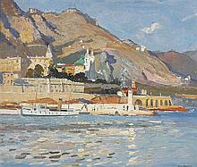 WILL ASHTON 1881-1963 Monte Carlo (1927) oil on canvas on board