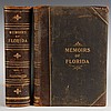 Rerick, R.H., MEMOIRS OF FLORIDA, 1902, 2 VOLUMES
