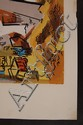 LEE PURCELL PENCIL SIGNED INDUSTRIAL SCENE SERIGRAPH