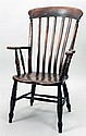 English Elm Windsor Armchair