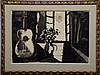 20th Century School: Still Life with Guitar