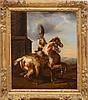 STYLE OF THÉODORE GÉRICAULT (1791-1824): L'ORDONNANCE (THE ROYAL DECREE)