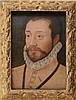 STYLE OF FRANÇOIS CLOUET (1522-1572): PORTRAIT OF A GENTLEMAN IN A MILLSTONE RUFF
