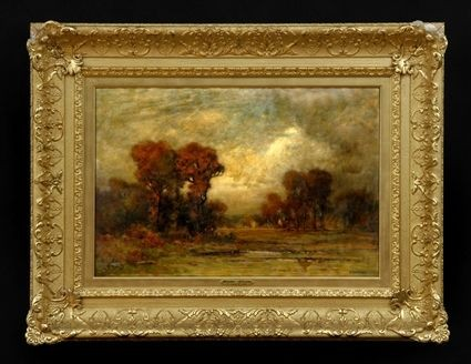 EDWARD LOYAL FIELD (1856-1914): AUTUMN IN THE CA