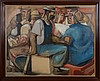 JACOB BUFOR (20TH CENTURY AMERICAN): MINER'S LUNCH, C. 1934