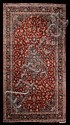 KASHAN CARPET, 1920's