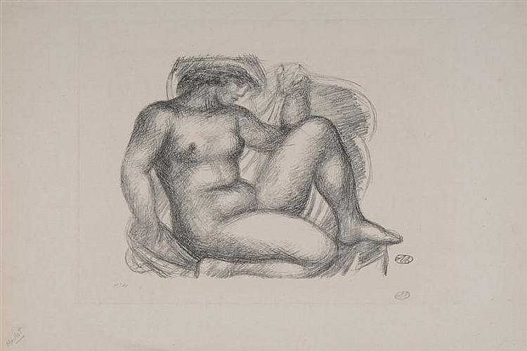 AFTER ARISTEDE MAILLOL:
