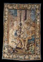 FLEMISH MYTHOLOGICAL TAPESTRY