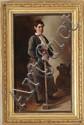 FRANCOIS BONVIN (1817-1887): LE PETIT FORGERON