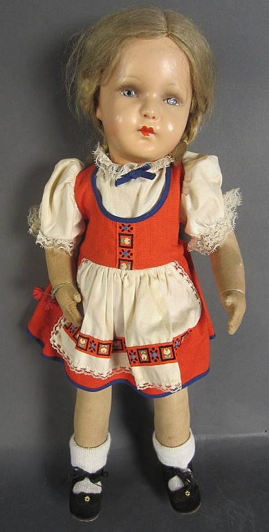 Bing Brothers Art Doll