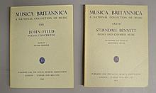 Musica Britannica, A National Collection of Music
