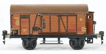 Marklin 1791/0 O gauge goods wagon