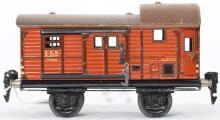 Marklin O gauge 17900 4 wheel boxcar