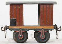 Marklin gauge 1 box car with no doors