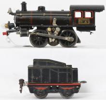 Marklin O gauge R 13040 steam locomotive & tender