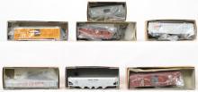 7 Rivarossi kit cars 12284 12245 12302, etc