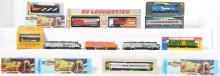 14 HO locomotives Athearn, AHM, Life Like, etc
