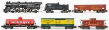 American Flyer 20435 freight set 21099 steam locomotive
