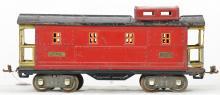 Lionel prewar standard gauge 517 coal train caboose