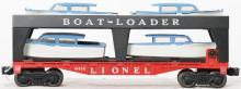 Lionel Postwar O gauge 6416 boat loader