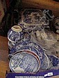 Large collection of mainly Spode Italian pattern