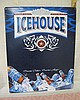 Ice House sign - new