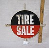 Tire Sale tire insert sign