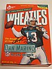 Dan Marino Signed Wheaties Box