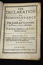1642 English Parliament.