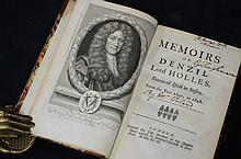 1699 Memoirs of Lord Holles.
