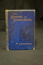 First Edition Sherlock Holmes
