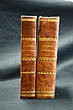 Fine Binding 2 Vols French