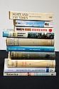 Various Antarctica books x10