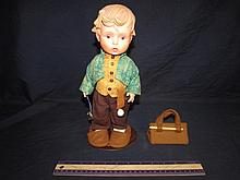 RARE BOY HUMMEL DOLL