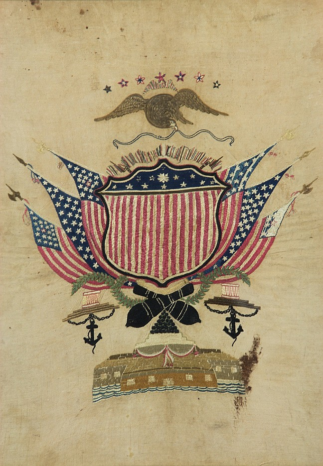 American Patriotic Needlework