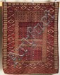 Bokhara Prayer Oriental Rug