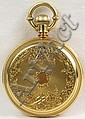 18K Gold Pocket Watch, American watch Co