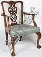 Massachusetts Chippendale Arm Chair