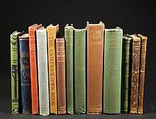 13 Books on Camping and Woodcraft