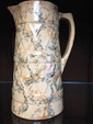 Early Splatterware Pitcher