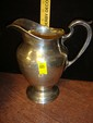 International Sterling Silver Pitcher