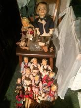 Charlie McCarthy Doll Lot