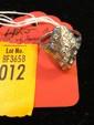 Estate 14kt White Gold Antique Ladies Ring