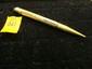 Estate 14kt Gold Pencil