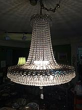 Great Gatsby Crystal Chandelier