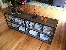 Art Modern Style Server or Shelf
